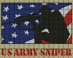 US Army Sniper Crochet Pattern